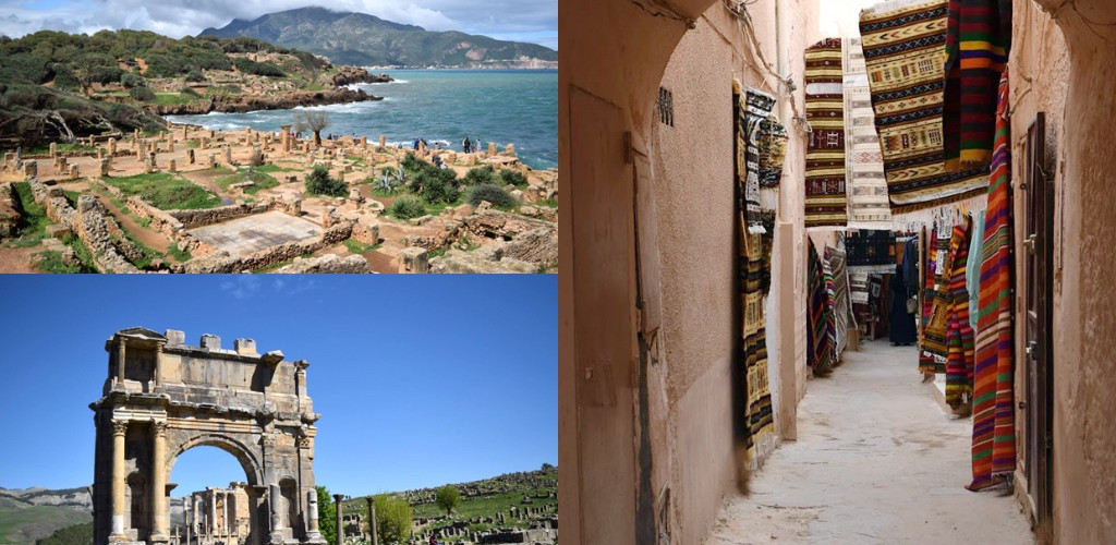 ALGERIA, IL GRANDE RITORNO